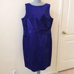 Talbots Elegant Sleeveless Sheath Formal Dress 20W